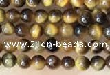 CTG2032 15 inches 2mm,3mm yellow tiger eye beads