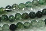 CTG77 15.5 inches 3mm round tiny indian agate beads wholesale