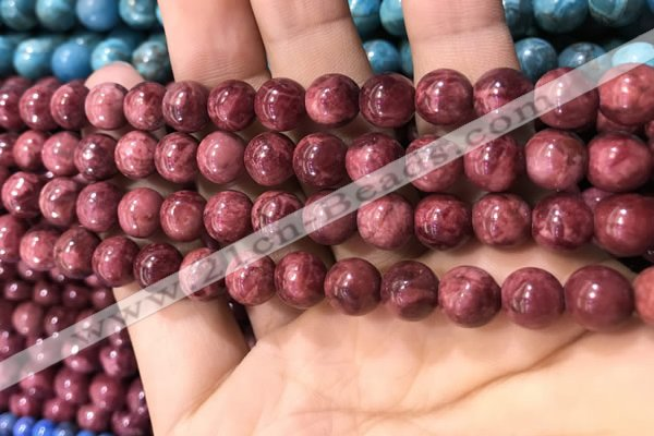 CTU3007 15.5 inches 8mm round South African turquoise beads