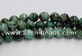 CTU400 15.5 inches 10mm round African turquoise beads wholesale